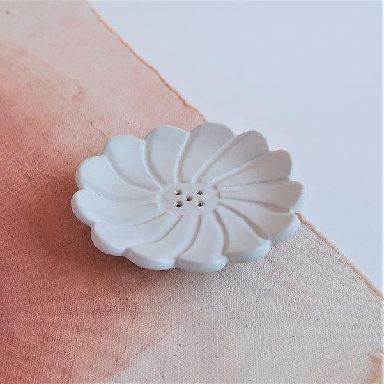 Floral Soap Dish