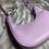 Thumbnail: Purple chain purse