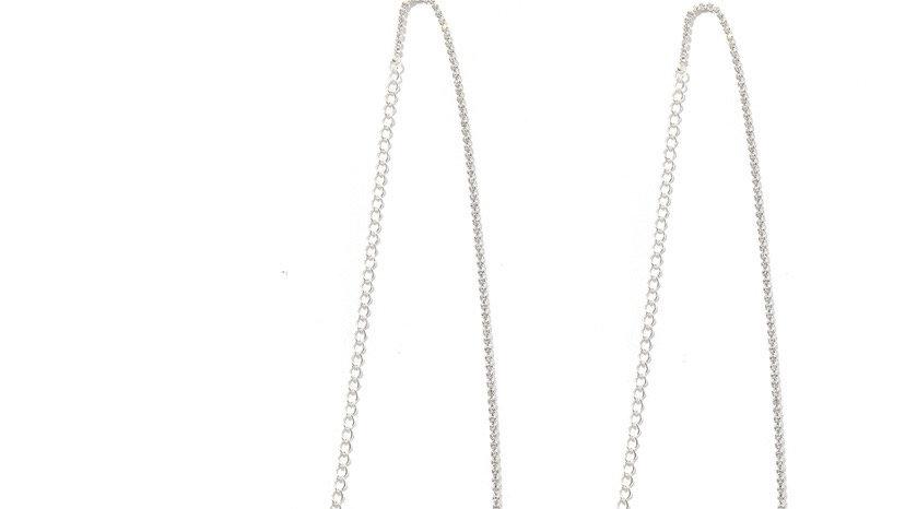 Chain Bra straps