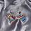 Thumbnail: Hand made Texas Clay earrings