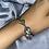 Thumbnail: Abalone  Stone Bracelet