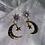 Thumbnail: Star and Moon gold