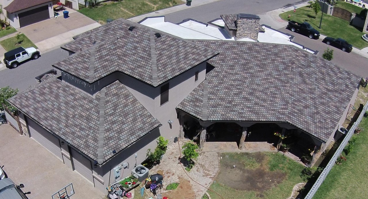 Residential Shingle Roof