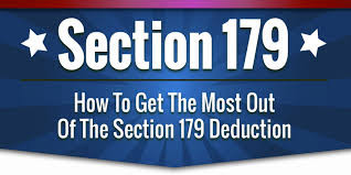 5 Things You Didn't Know About The Section 179 Deduction