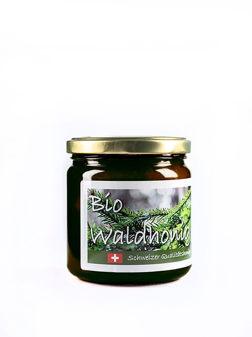 Schweizer Bio Waldhonig