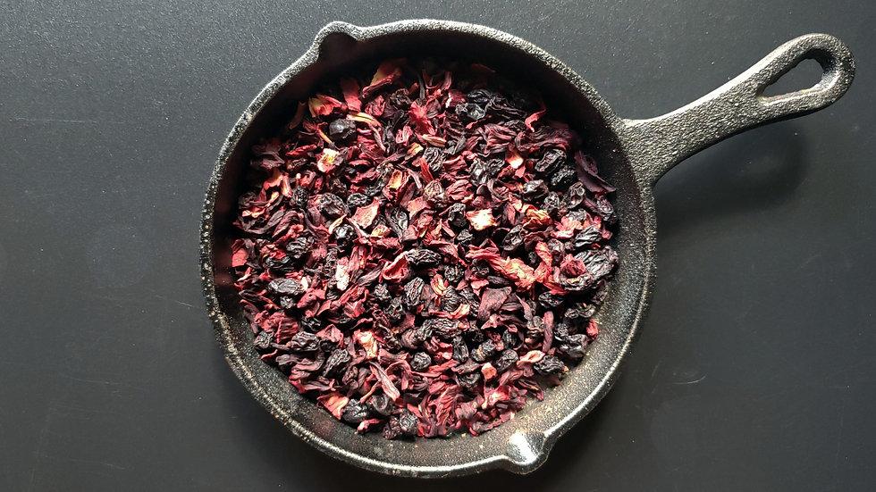 藍莓水果茶 (50克)