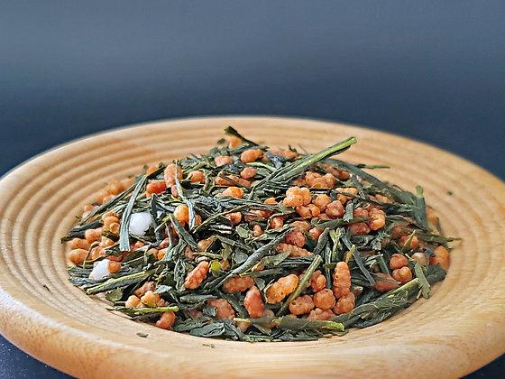 玄米綠茶 (40克)