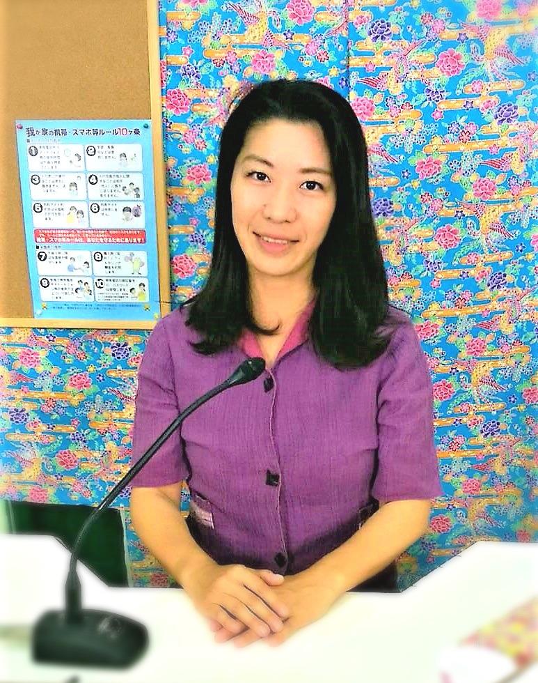石垣ケーブルテレビ アナウンサー