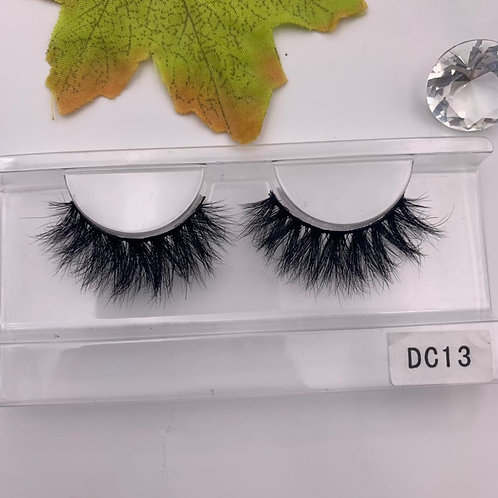 Queen Lashes - faux cils 3D minks