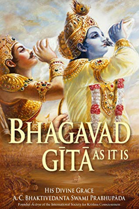 Bhagavad Gita As it is English
