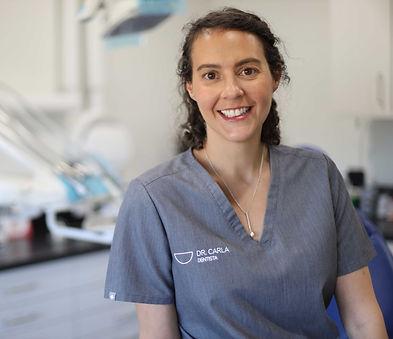 Dentist Dr Carla Graneri