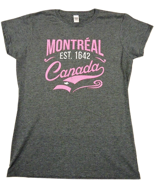 5562-Montreal Hot Pink Tail