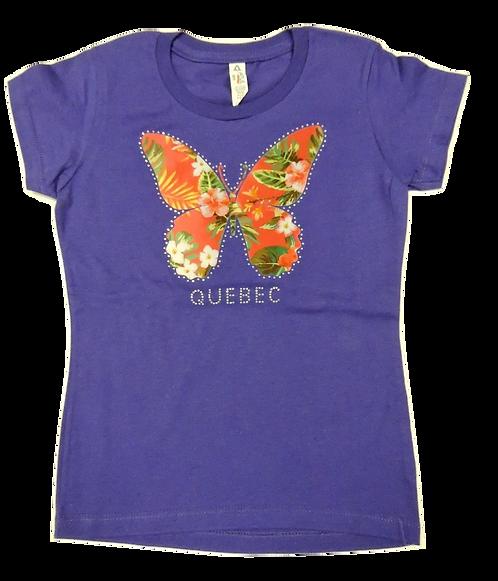 3362-Butterfly Studs