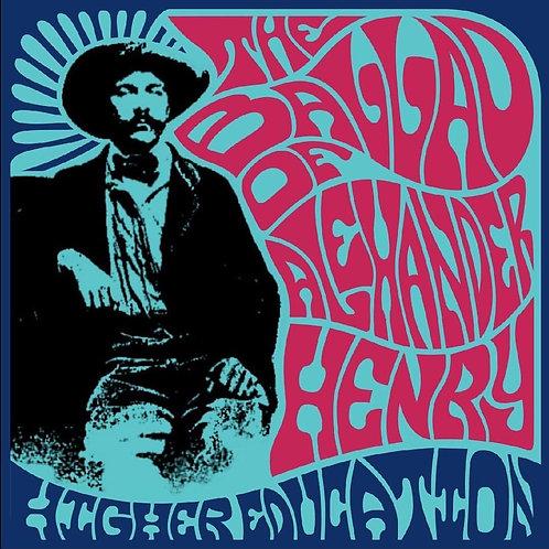 The Ballad of Alexander Henry Album