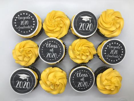 yellow graduation cupcakes.jpeg