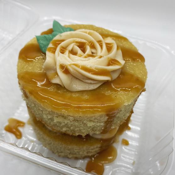 salty caramel individual cake.JPG