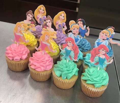 #disney #princesses👑  #cupcakes.jpg