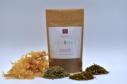 Masculine Herbal Capsules