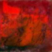 peinture acrylique et technique mixte sur toile, Martine Meyer