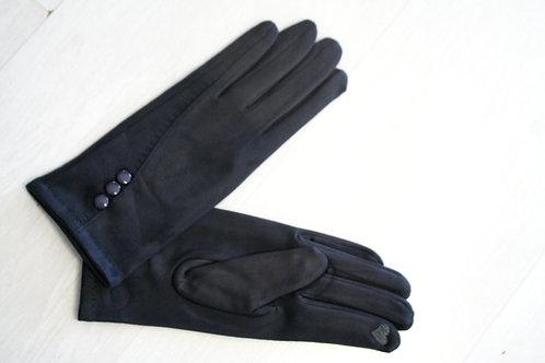 Gants tactiles gsm noirs