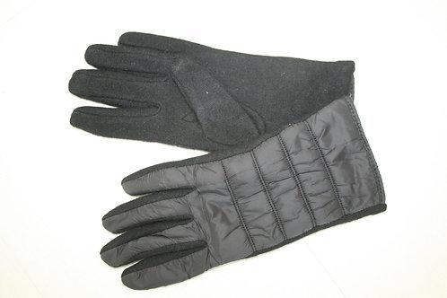 Gants bimatière tactiles gsm noirs