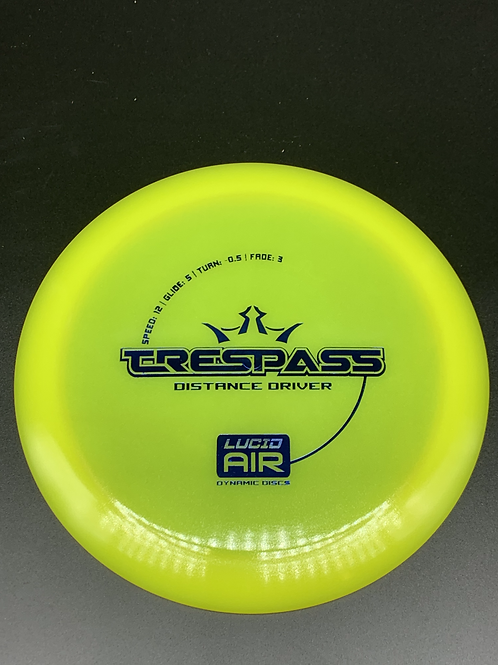Lucid Air Trespass