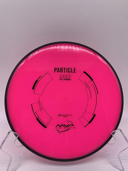 Neutron Soft Particle