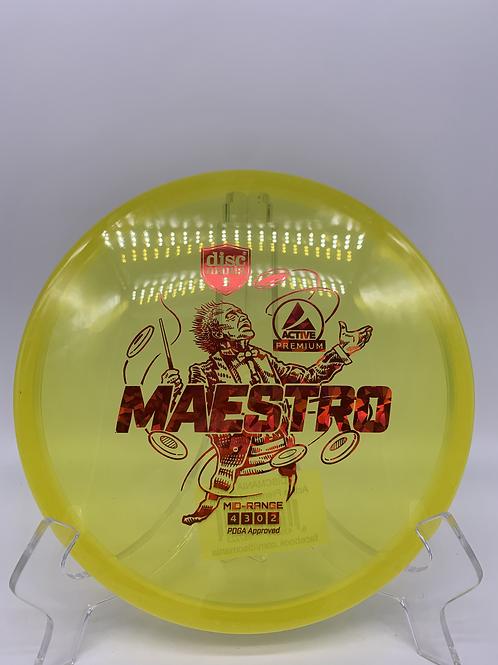 Premium Maestro