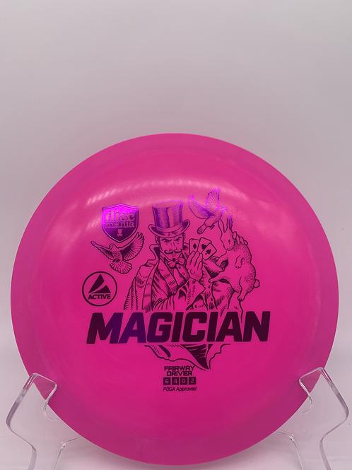 Basic Magician