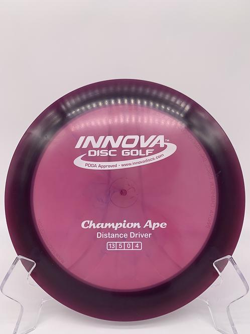 Champion Ape