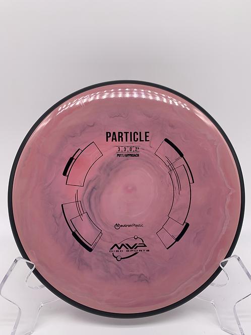 Neutron Particle