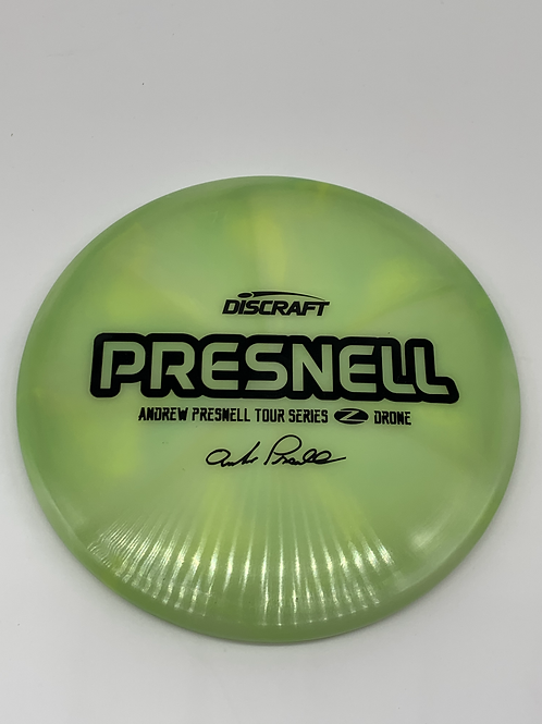 2020 Andrew Presnell Tour Series Z Drone