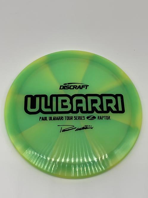 2020 Paul Ulibarri Tour Series Z Raptor