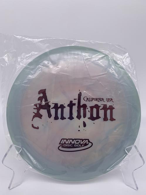 Swirl Star Anthon Boss