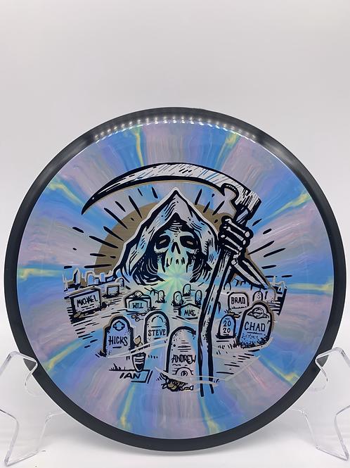 Cosmic Neutron Tesla Reaper SE