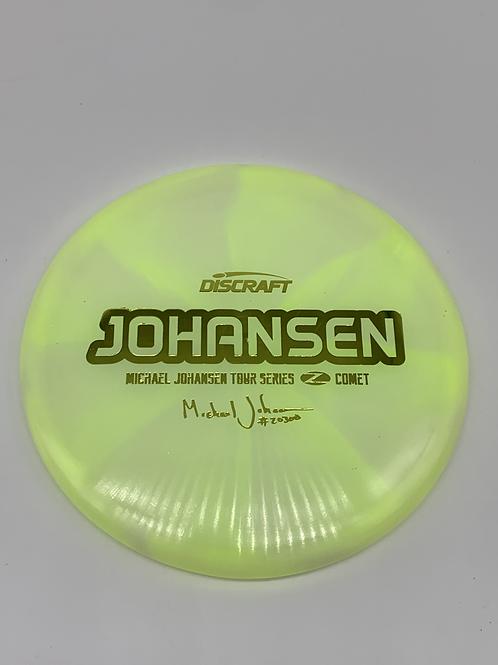 2020 Michael Johansen Tour Series Z Comet