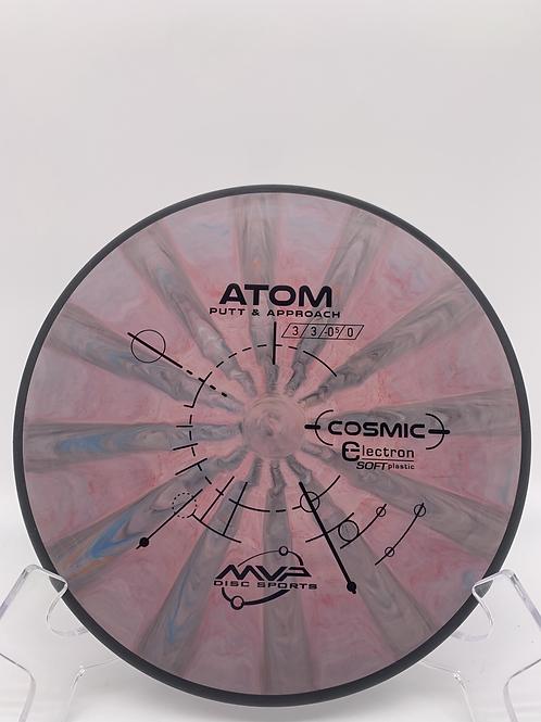 Cosmic Electron Soft Atom