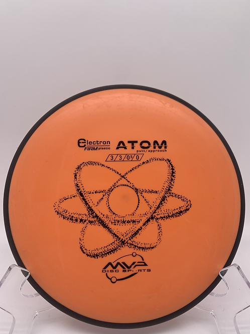 Electron Firm Atom