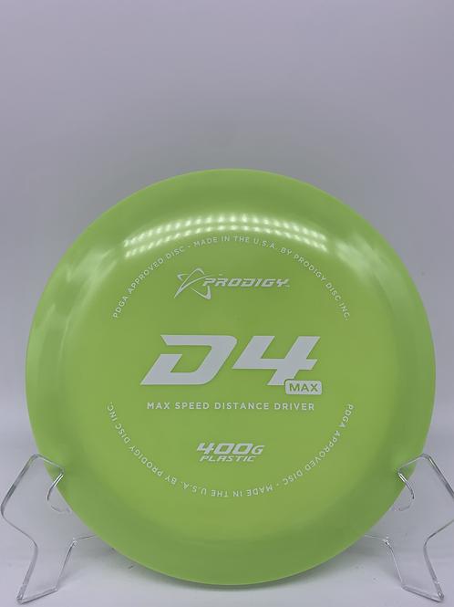 400g D4 Max