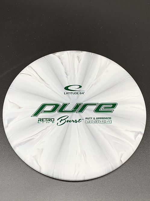 Retro Burst Pure