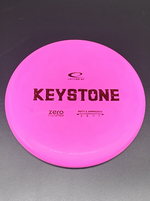 Zero Hard Keystone