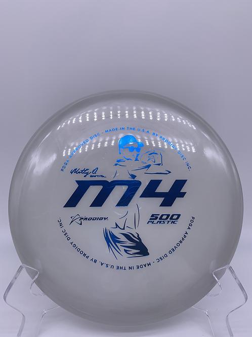 Matty O 500 M4