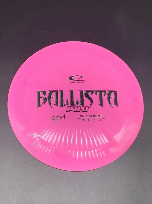 Gold Ballista Pro