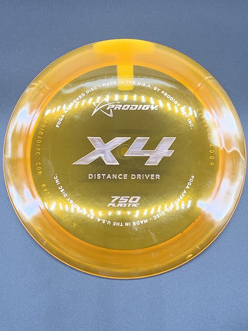 750 X4