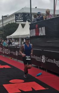 Tim Baldwin Cairns 70.3 Race Report