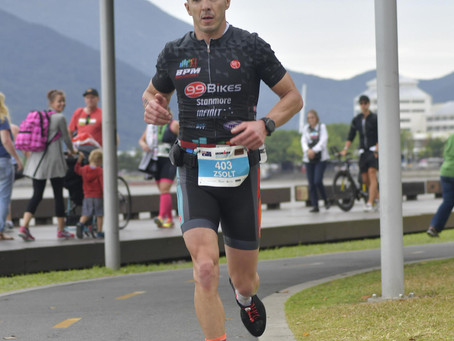 Zsolt Veres Cairns Race Report