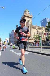 Bridget Lingane's Melbourne Marathon Race Report