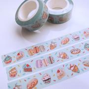 Sweet Treats Washi Tape