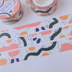 Patterns and Palettes Washi Tape
