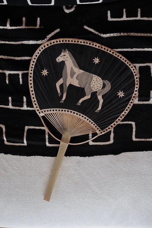 Pintaloosa Horse Fan